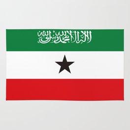 Somaliland republic flag somalia Rug