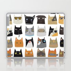 Cats and kittens Laptop & iPad Skin