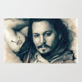 Johnny Depp II. Rug