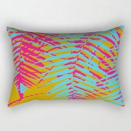 colorful tropics Rectangular Pillow