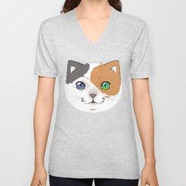Little Cat Unisex V-Neck