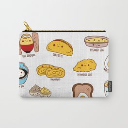 Get eggy with it Carry-All Pouch