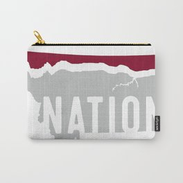Griz Nation (Hi-Line Nation) Carry-All Pouch