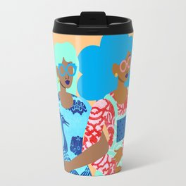 Spring in Our Step Travel Mug