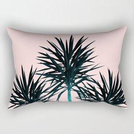 Palm Trees - Cali Summer Vibes #1 #decor #art #society6 Rectangular Pillow