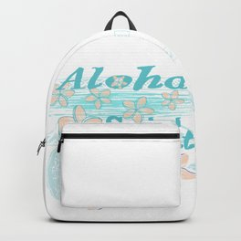 Hawaiin Aloha Spirit Backpack