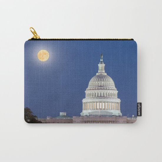The Harvest Moon Carry-All Pouch