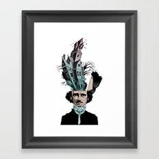The House of Usher Framed Art Print