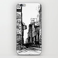 NYC Times Square iPhone & iPod Skin