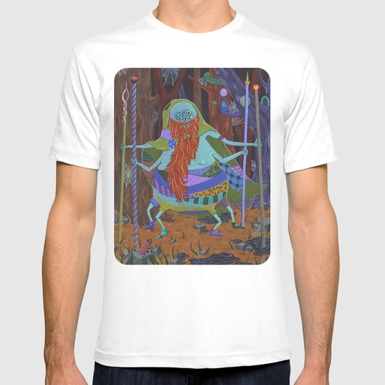 The Spider Wizard T-shirt