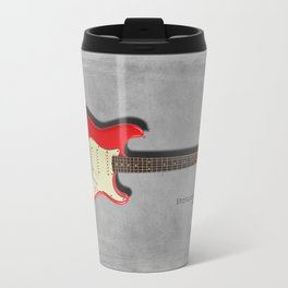 The 63 Stratocaster Travel Mug