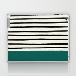 Jungle x Stripes Laptop & iPad Skin