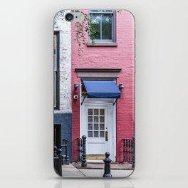 Old Greenwich Village apartment iPhone Skin