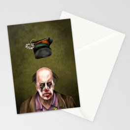 Hard Day at the Office Stationery Cards