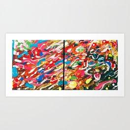 Funkadelic Art Print