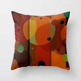 Technicolor (Pattern) Throw Pillow