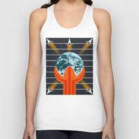 dune Tank Tops featuring Dune by milanova