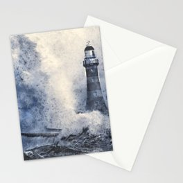 Lighthouse Stationery Cards