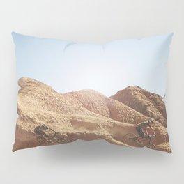 Mountain Biking Men Pillow Sham
