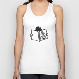 50 Ways To Leave Your Lover Unisex Tank Top