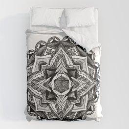 Mandala Circles Comforters