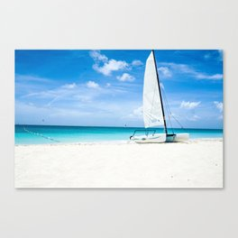 Providenciales, Turks and Caicos Canvas Print