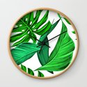 leaves tropical monstera summer by jani87