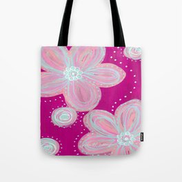 Pinked Tote Bag