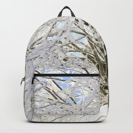 Icy Branches Backpack