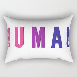 Bisexuals Exist! Rectangular Pillow