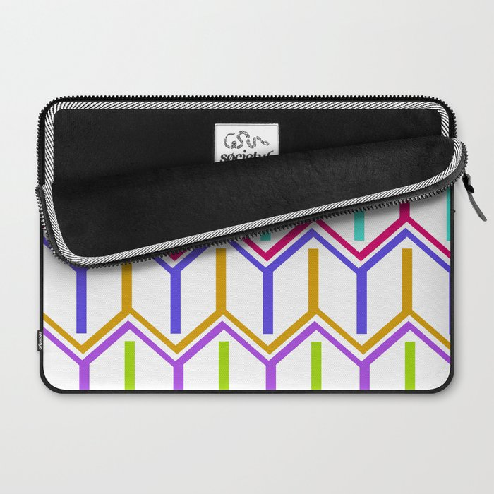 LARGE GEO Laptop Sleeve