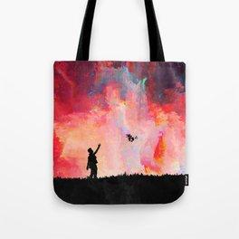 Soka Tote Bag