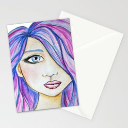 Color Girl Stationery Cards