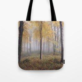 Autumal Hooke Tote Bag