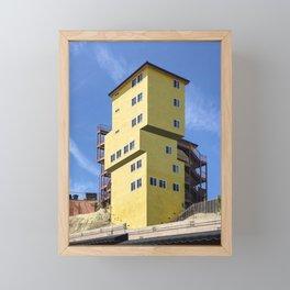 Shifty Framed Mini Art Print