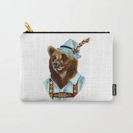 Bear-Varian  Carry-All Pouch