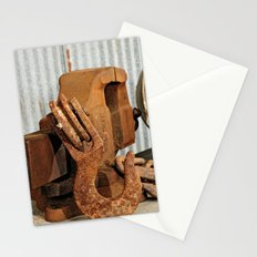 Hook and Vise Stationery Cards