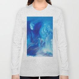 Blue Tempest Long Sleeve T-shirt