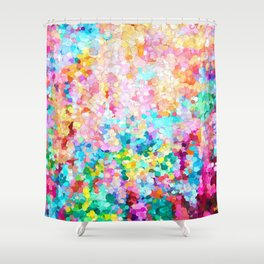 Candy Crush Shower Curtain