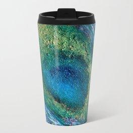 the feather Metal Travel Mug