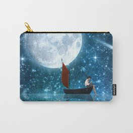 The Moon and Me v2 Carry-All Pouch