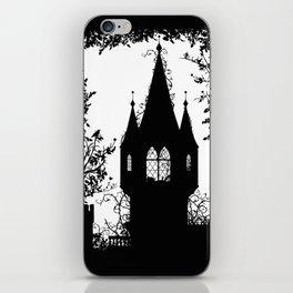 The Sleeping Beauty iPhone Skin