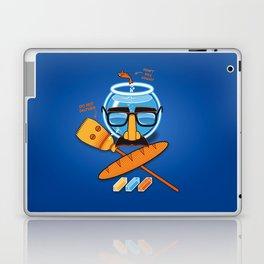 Anti-Mindbenders survival kit Laptop & iPad Skin