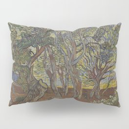 Garden of the Asylum Pillow Sham