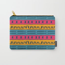 African Style Pattern Carry-All Pouch