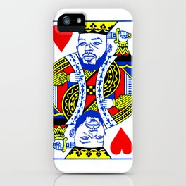 Jon Jones: Suicide King iPhone Case