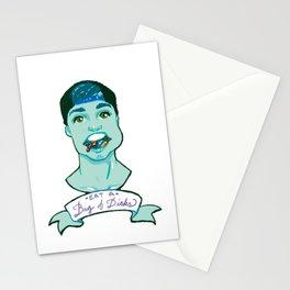 Bag of D*cks Stationery Cards