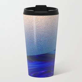 Sapphire and Steel Impressions Travel Mug