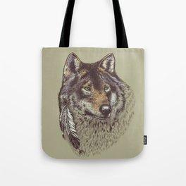 Wolfen Tote Bag
