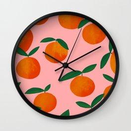 MANGO MANGO MANGO Wall Clock